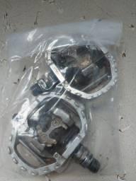 Pedal clipe shimano M540 usado