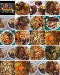 Almoço e janta