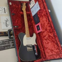 Fender Custom Shop Telecaster 50's - ano 2009 - Raridade - Aceito Trocas !!
