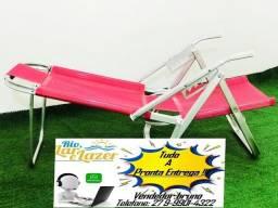 cadeira copacabana de aluminio