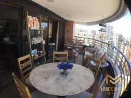 Apartamento com 4 suítes à venda, 317 m² por R$ 3.200.000 - Meireles - Fortaleza/CE