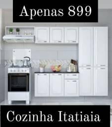 Cozinha Itatiaia completa