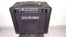 Cubo p/ Guitarra Meteoro Nitrous Drive NDE15 + 16 efeitos