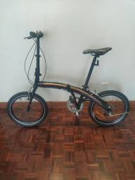 Vendo Bike Tito To Go Dobrável Aro 20