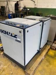 Compressor Schulz 10hp