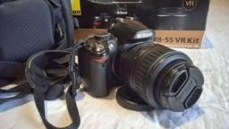 Camera Profissional Nikon D3000