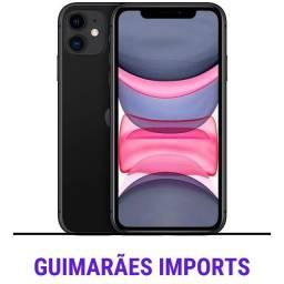 Iphone 11 65GB Na Cor Preta Lacrado