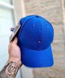 Boné Tommy Hilfiger azul claro