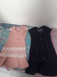 2 vestidos lindos