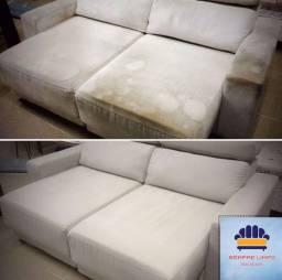 Lavagem Higienização a Seco de Sofás/Colchões