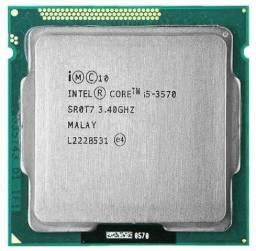 Processador Intel I5 3570 Quad-core 3.4Ghz
