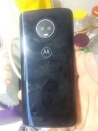 Smartphone Motorola Moto G6 Plus OBS TELA TRINCADA MAIS FUCIONA TUDO PERFEITAMENTE <br><br>