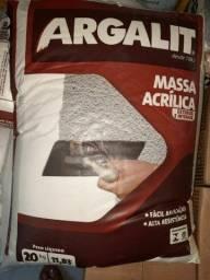 Liquida massa acrílica 20kg na Cuiabá tintas   ... imperdível
