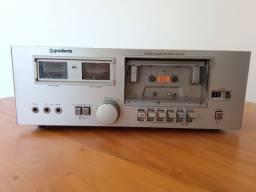 Tape deck Gradiente CD-2100 vintage