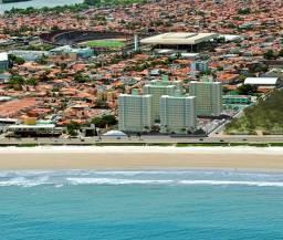 Apartamento 02 quartos sendo um suíte a Beira mar do Trapiche