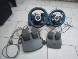 2 volantes ps2