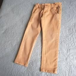 Kit 2 calças infantil pouco uso