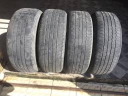 4 pneus Bridgestone 265/60 r18