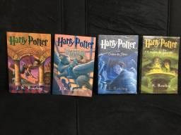 Livros Harry Potter - Leia o Anúncio