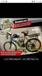 Mecânica para bikes motorizadas.