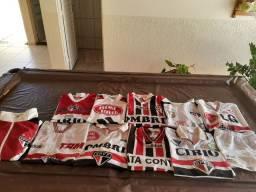 Camisas oficiais SP futebol clube