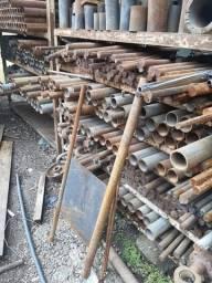 tubos mecanicos e maciços
