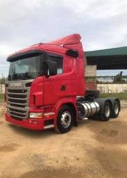 Scania/ R420 6X2 - Parcelo