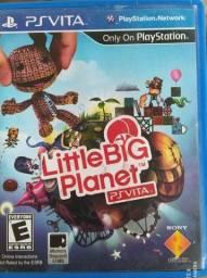 Jogo PS Vita LITTE BIG PLANET