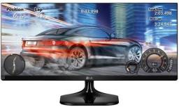 Lg 25UM58-PF Ultrawide - Monitor Gamer Led 25'' Full Hd, Preto