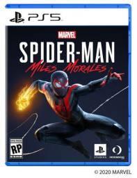 Spider Man Miles Morales PS5 Midia Fisica