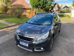 Peugeot 2008 allure automático 6 marchas, 2019, 26 mil km, IPVA 2021 quitado, impecável