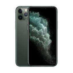 iPhone 11 Pro Apple 256GB Verde meia-noite Tela de 5,8?, Câmera Tripla de 12MP, iOS -