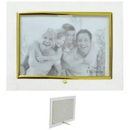 Título do anúncio: Porta Retrato De Vidro 15×10 Horizontal Vários Modelos