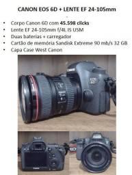 Camera fotográfica Canon EOS 6D