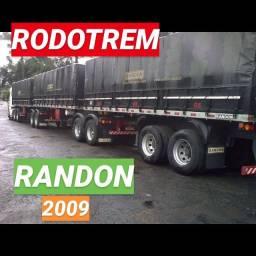 Randon Rodotrem Graneleiro 2009