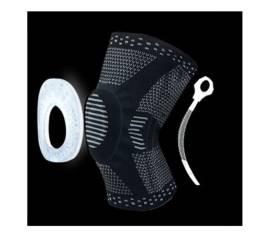Joelheira De Compressão Com Proteção Patela - 1 Peça (novo)