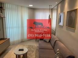 Excelente Apartamento com 3 quartos no bairro Santa Rosa/Pampulha em BH
