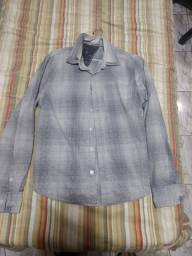 Camisas manga comprida