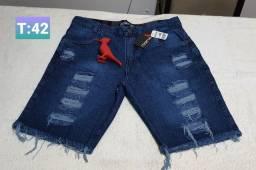 Bermuda jeans da Reserva tamanhos 36 e 42