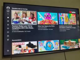 Smart tv LG 58 polegadas