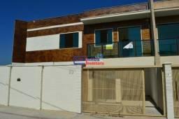 Duplex com 03 quartos sendo um suíte em Betim.