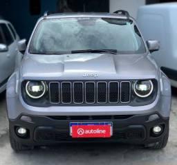 Jeep Renegade Longitude 1.8 4x2 Flex 2020 Automático Completo!!!