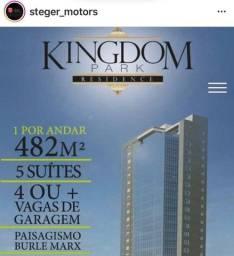 Kingdom Park Residence. ( Apê 5 suítes Setor Nova Suiça - Goiânia/GO)