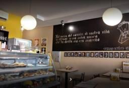 Passo ponto do Café Literário de Maringá