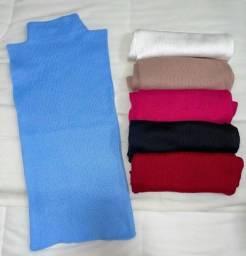 Blusa tricot - cores