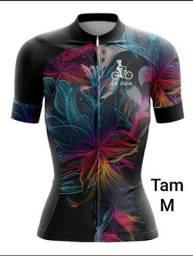 Camisa ciclismo Nova