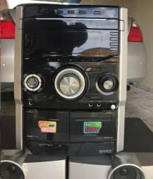 Mini System LG - 500W - MCD502