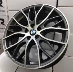 Rodas Modelo BMW 335 Biturbo aro 20 novas Parcelo Boleto e Cheque até 24x