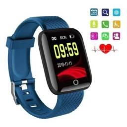 Promoção Dia Dos Pais Lindo Relógio Digital Smartwatch 116 Plus