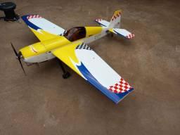 Aeromodelo 3D Extra 260 motor RCG 26cc Gasolina com 6 Servos Digitais